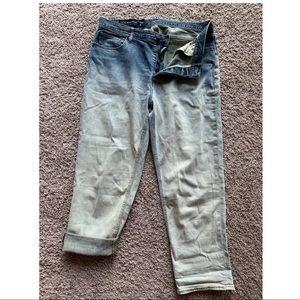 Armani Exchange Woman Boyfriend jeans